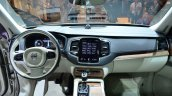2015 Volvo XC90 interior at the 2014 Paris Motor Show