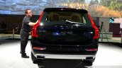 2015 Volvo XC90 rear at the 2014 Paris Motor Show