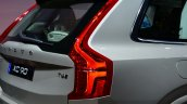 2015 Volvo XC90 rear fender at the 2014 Paris Motor Show