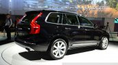 2015 Volvo XC90 rear right three quarter at the 2014 Paris Motor Show