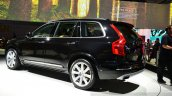2015 Volvo XC90 rear three quarter at the 2014 Paris Motor Show