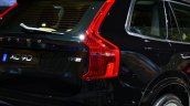 2015 Volvo XC90 taillights at the 2014 Paris Motor Show