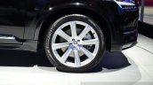 2015 Volvo XC90 wheel at the 2014 Paris Motor Show