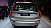 2015 Volvo XC90 white rear at the 2014 Paris Motor Show