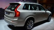 2015 Volvo XC90 white rear three quarter at the 2014 Paris Motor Show