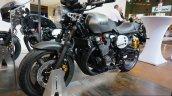 2015 Yamaha XJR1300 front three quarters at INTERMOT 2014