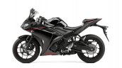 2015 Yamaha YZF-R3 Midnight Black profile