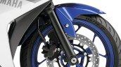 2015 Yamaha YZF-R3 front wheel