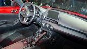 2016 Mazda MX-5 Miata dashboard right at the 2014 Paris Motor Show