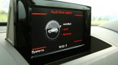 Audi Q3 Dynamic MMI Review