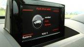 Audi Q3 Dynamic drive select Review