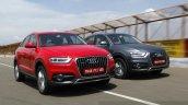 Audi Q3 Dynamic front fascia Review