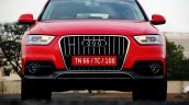 Audi Q3 Dynamic front image Review