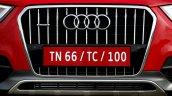 Audi Q3 Dynamic grille Review