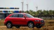 Audi Q3 Dynamic profile Review