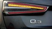 Audi Q3 Dynamic taillamp Review