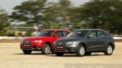 Audi Q3 Dynamic tracking Review