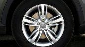 Audi Q3 Dynamic wheel Review