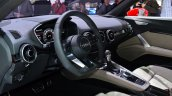 Audi TT Sportback concept Virtual Cockpit 1 at the 2014 Paris Motor Show