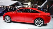 Audi TT Sportback concept at the 2014 Paris Motor Show