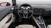 Audi TT Sportback concept cockpit press shot
