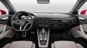 Audi TT Sportback concept dashboard press shot