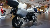 BMW R 1200 RS with accessories rear three quarters at the INTERMOT 2014