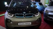 BMW i3 front at the 2014 Colombo Motor Show Sri Lanka