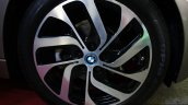 BMW i3 wheel at the 2014 Colombo Motor Show Sri Lanka