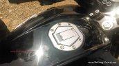 Bajaj Pulsar 160 NS spied fuel filler cap
