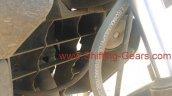 Bajaj Pulsar 160 NS spied radiator housing