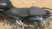 Bajaj Pulsar 160 NS spied split seats