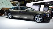 Bentley Mulsanne Speed front three quarters view