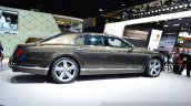 Bentley Mulsanne Speed on display at the Paris Motor Show 2014