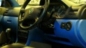 Big Daddy Customs Muscle Coupe dashboard