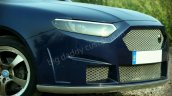 Big Daddy Customs Muscle Coupe headlight