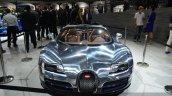 Bugatti Veyron Grand Sport Vitesse Ettore Bugatti front at 2014 Paris Motor Show