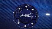 Bugatti Veyron Grand Sport Vitesse Ettore Bugatti fuel tank at 2014 Paris Motor Show
