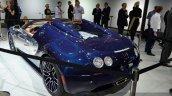 Bugatti Veyron Grand Sport Vitesse Ettore Bugatti rear quarter at 2014 Paris Motor Show