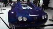 Bugatti Veyron Grand Sport Vitesse Ettore Bugatti rear quarters at 2014 Paris Motor Show