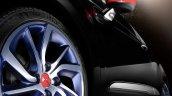Citroen DS 3 Ines De La Fressange Paris Concept Press Image wheels