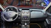 Dacia Duster Air dashboard at the 2014 Paris Motor Show