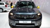 Dacia Duster Air front at the 2014 Paris Motor Show