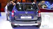 Dacia Duster Air rear at the 2014 Paris Motor Show