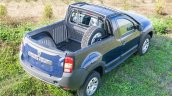 Dacia Duster pickup load area