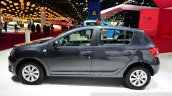 Dacia Sandero Black Touch side at the 2014 Paris Motor Show