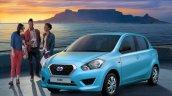 Datsun Go South Africa press shot