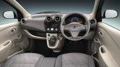 Datsun Go dashboard South Africa press shot