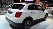 Fiat 500X rear three quarters at the 2014 Paris Motor Show