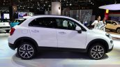 Fiat 500X side at the 2014 Paris Motor Show